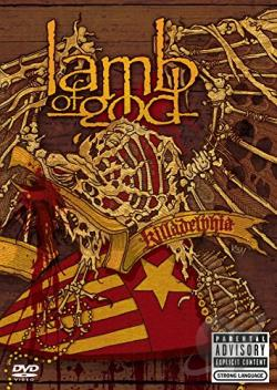Lamb of God - Killadelphia DVD Cover Art