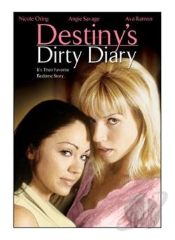 Destiny's Dirty Diary DVD Cover Art