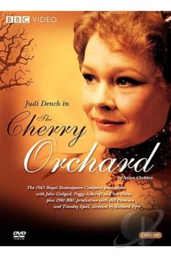 Cherry Orchard DVD Cover Art
