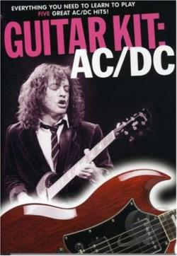 Guitar Kit: AC/DC DVD Cover Art
