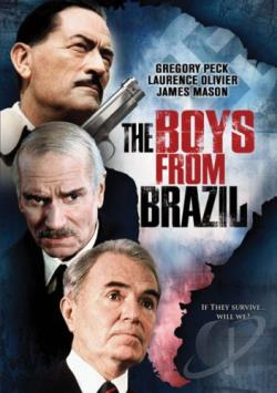 Boys From Brazil DVD Cover Art