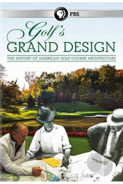 Golf's Grand Design DVD Cover Art