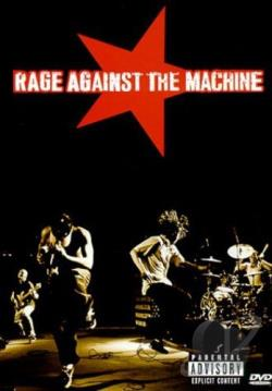Rage Against the Machine DVD Cover Art