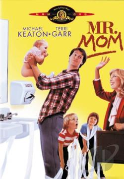 Mr. Mom DVD Cover Art