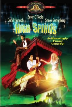 High Spirits DVD Cover Art