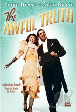 Awful Truth DVD Cover Art
