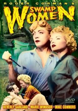 Swamp Women DVD Cover Art