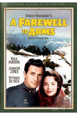 Farewell to Arms DVD Cover Art