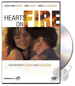 Hearts On Fire DVD Cover Art