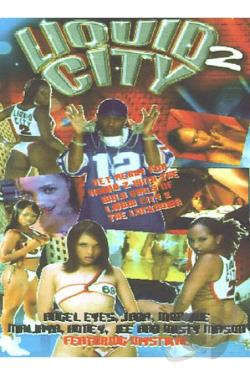Mystikal - Liquid City #2 DVD Cover Art