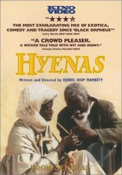 Hyenas DVD Cover Art