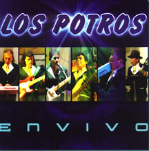 Potros, Los - En Vivo: CD/DVD DVD Cover Art