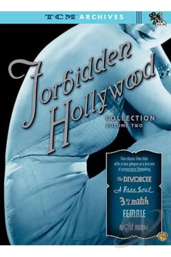 TCM Archives - Forbidden Hollywood Collection - Vol. II DVD Cover Art