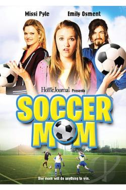 Soccer Mom DVD Cover Art