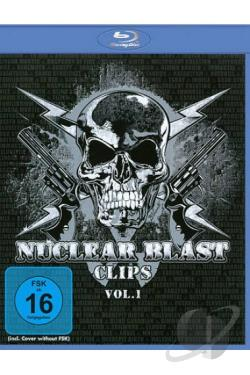 Nuclear Blast Clips, Vol. 1 BRAY Cover Art