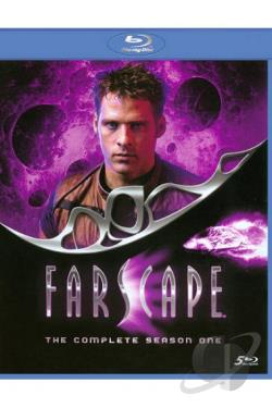 Farscape - Season 1: Box Set BRAY Cover Art