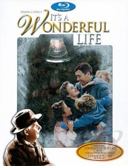 It's a Wonderful Life BRAY Cover Art