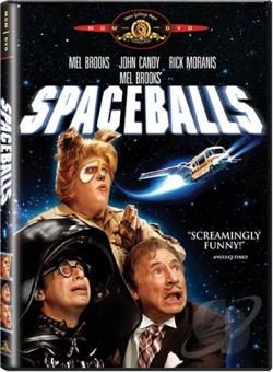 Spaceballs DVD Cover Art