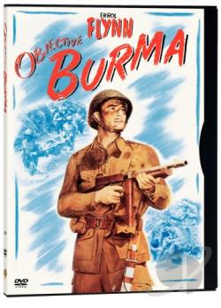 Objective, Burma DVD Cover Art