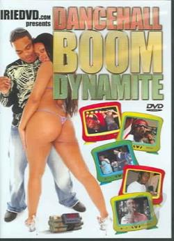 Dancehall Boom Dynamite DVD Cover Art