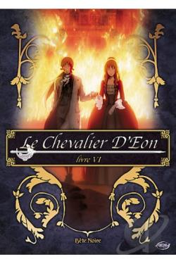 Chevalier D'Eon - Vol. 6: Bete Noire DVD Cover Art