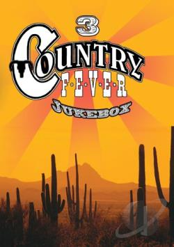 Country Fever Jukebox 3 DVD Cover Art