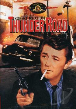Thunder Road DVD Cover Art