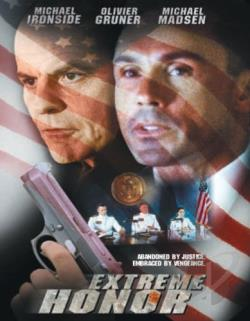 Extreme Honor DVD Cover Art