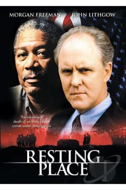 Resting Place DVD Cover Art