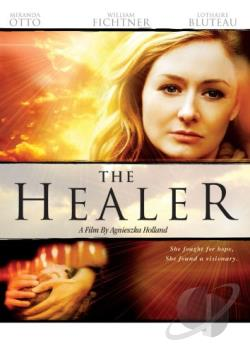 Healer DVD Cover Art