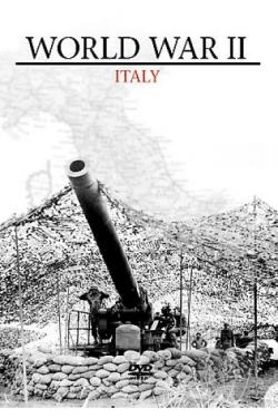 World War II Vol. 7 - Italy DVD Cover Art