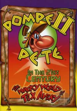 Pompeii Pete - In The 21ST Century DVD Cover Art