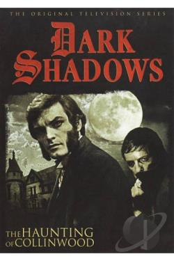 Dark Shadows: The Haunting of Collinwood DVD Cover Art