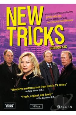 New Tricks - The Complete Sixth Season DVD Cover Art