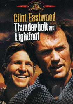 Thunderbolt And Lightfoot DVD Cover Art