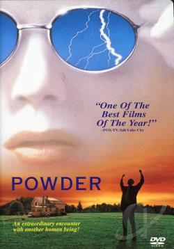 Powder DVD Cover Art