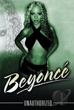 Beyonce - Unauthorized DVD Cover Art