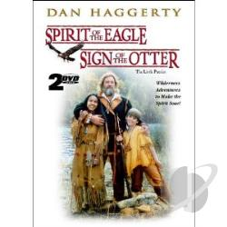 Spirit of the Eagle/Sign of the Otter DVD Cover Art