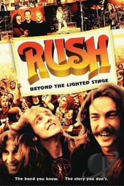 Rush: Beyond the Lighted Stage DVD Cover Art