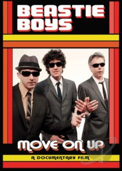Beastie Boys: Move on Up DVD Cover Art