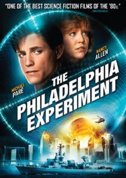 Philadelphia Experiment DVD Cover Art