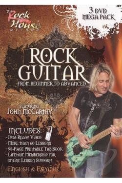 Rock House Method: John Moyer - Modern Metal Bass DVD Cover Art