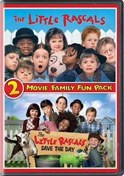 Little rascals movie set
