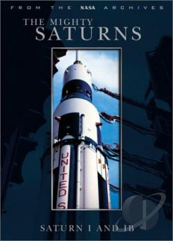 Spacecraft Films - The Mighty Saturns DVD Cover Art