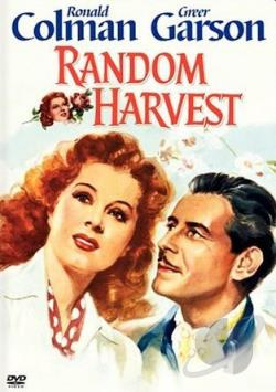 Random Harvest DVD Cover Art