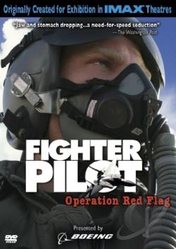 Fighter Pilot: Operation Red Flag DVD Cover Art