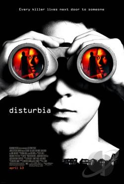 Disturbia DVD Cover Art