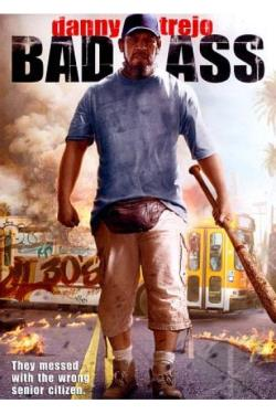 Bad Ass DVD Cover Art