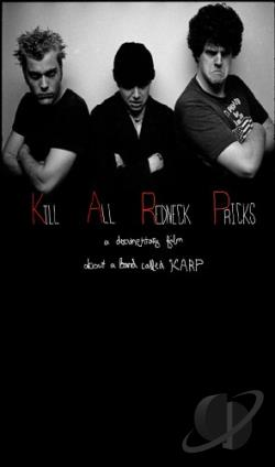 Kill All Redneck Pricks DVD Cover Art