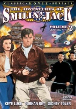 Adventures Of Smilin' Jack -Vol. 2 DVD Cover Art
